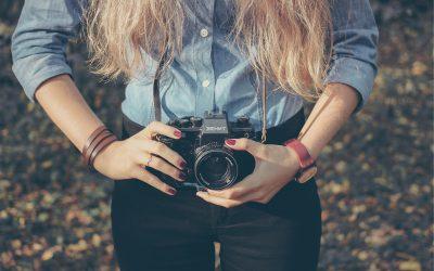 Kręć filmy swoim aparatem